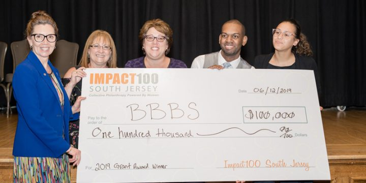 Impact100 South Jersey Awards $155k in Local Grants