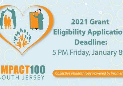 Our 2021 Grant Process Is Now Underway