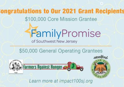 Members Vote to Award Family Promise 2021 $100k Core Mission Grant