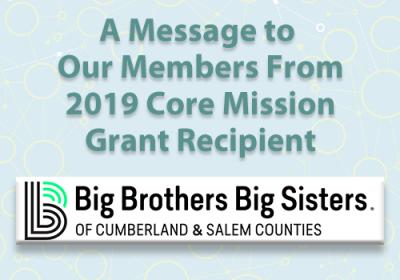 2019 Grantee Gratitude